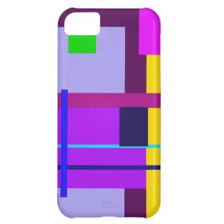 Minimal Violet Byzantium iPhone 5C Case