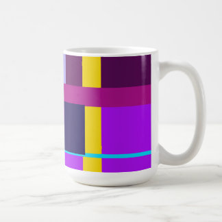 Minimal Violet Byzantium Mug