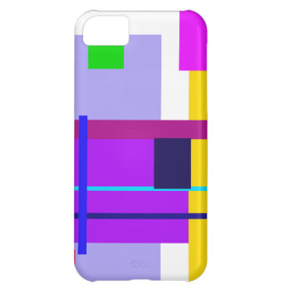 Minimal Violet iPhone 5C Cover