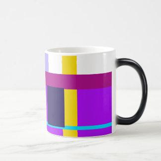 Minimal Violet Coffee Mugs
