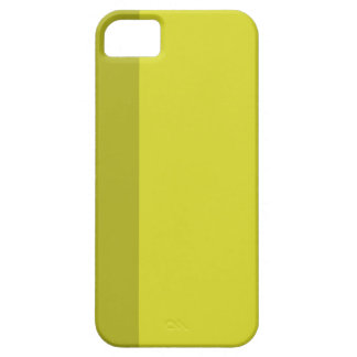 Minimal Yellow Stripe iPhone 5 iPhone 5 Covers