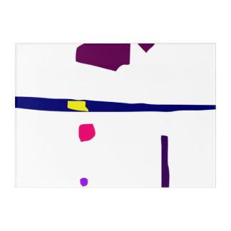 Minimalism Acrylic Wall Art