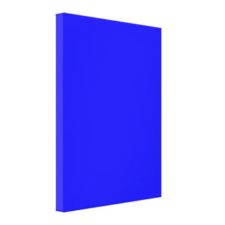 Minimalism Colors Stretched Canvas Prints