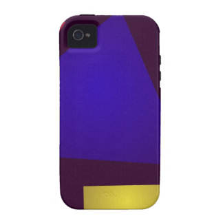Minimalism Dark Vibe iPhone 4 Covers