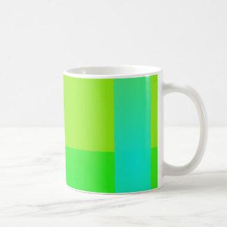 Minimalism Light Green Coffee Mug