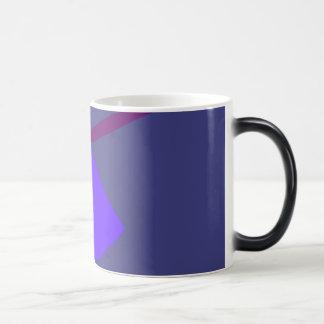 Minimalism Morphing Mug