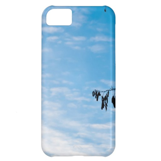 Minimalism photograph case for iPhone 5C