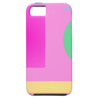 Minimalism Pink iPhone 5 Case