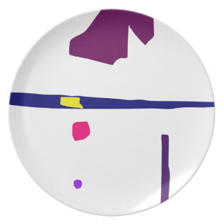 Minimalism Plate