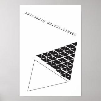 minimalism print poster