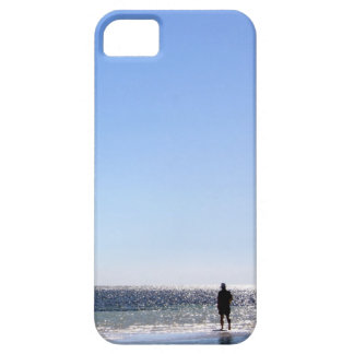 minimalism: relax at seaside iPhone 5/5S cases