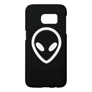 Minimalist Alien is watching you