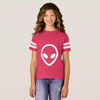 Minimalist Alien is watching you T-Shirt
