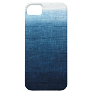 Minimalist Approach 2 Indigo Barely There iPhone 5 Case