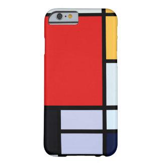 Minimalist Art Deco iPhone 6 case