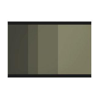 Minimalist Canvas Art Black French Grey Minimalism Gallery Wrapped Canvas