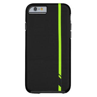 Minimalist CricketDiane Sporty Lime Black Trendy Tough iPhone 6 Case