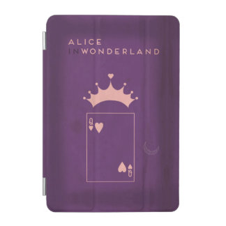 Minimalist Fairy Tales | Alice in Wonderland iPad Mini Cover