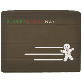 Minimalist Fairy Tales | Gingerbread Man iPad Cover