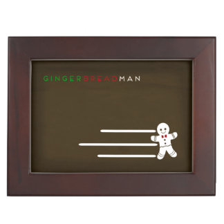 Minimalist Fairy Tales | Gingerbread Man Keepsake Box