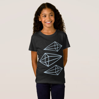 Minimalist Geometric Shapes T- Shirt
