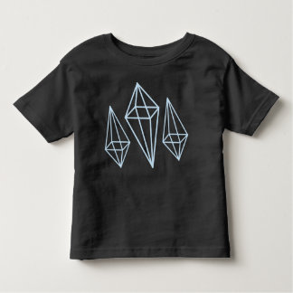 Minimalist Geometric Shapes Toddler Shirt