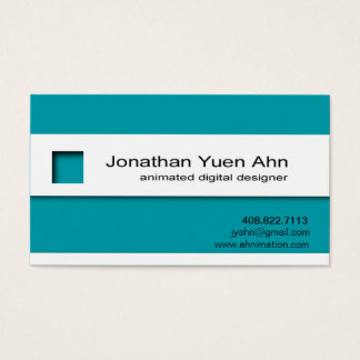 Minimalist I Business Card template