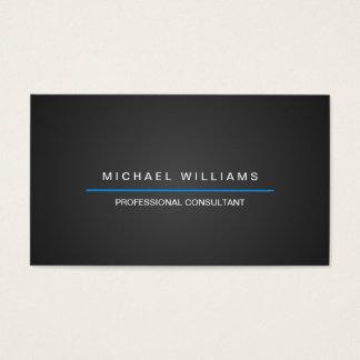 MINIMALIST MODERN ELEGANT CALLING CARD