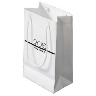 Minimalist New Years Celebration   Gift Bag
