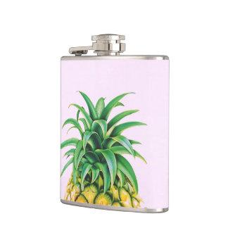 Minimalist Pineapple Hip Flask