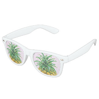 Minimalist Pineapple Retro Sunglasses