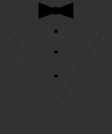 Minimalist Tuxedo Shirt
