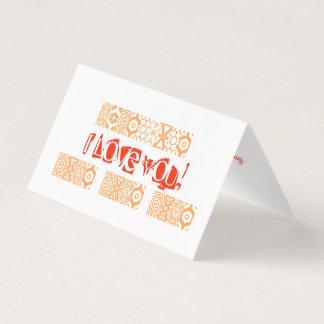 Minimalist Valentine's Day Card