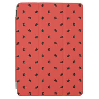 Minimalist Watermelon Seed Pattern