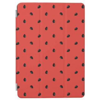 Minimalist Watermelon Seed Pattern iPad Air Cover