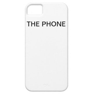 Minimalistic Case-Mate iPhone 5 Case