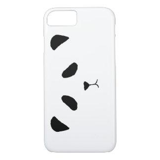 Minimalistic panda iPhone 8/7 case