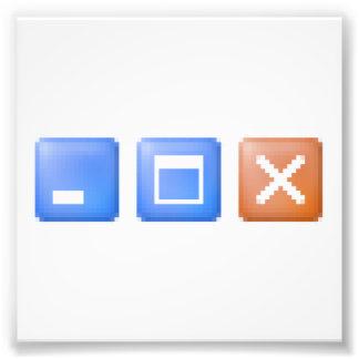 Minimize Maximize Close Computer Internet Art Photo