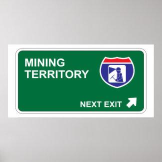 Mining Next Exit Print
