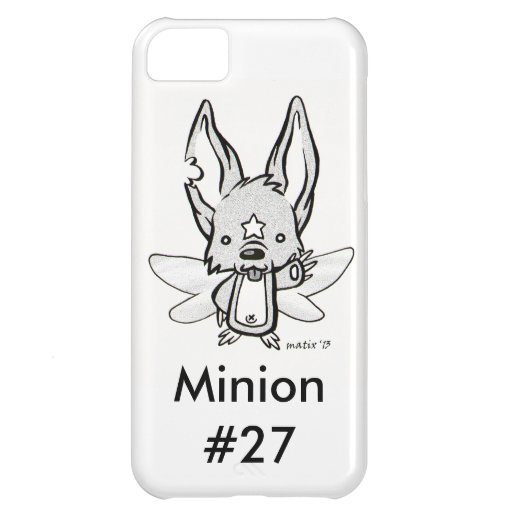 Minion #27 iPhone 5C covers