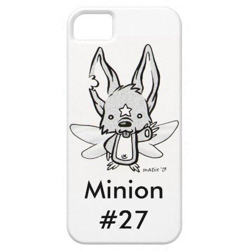 Minion #27 iPhone 5 case