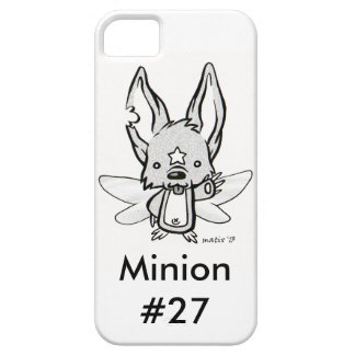 Minion #27 iPhone 5 cover