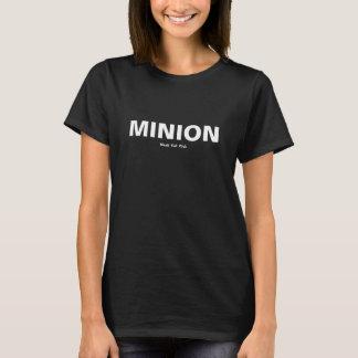 MINION Black Cat Club t-shirt