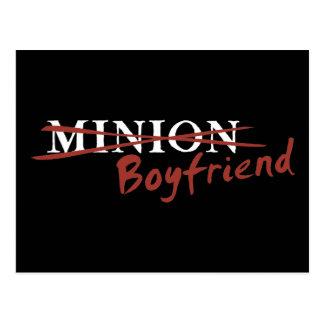 Minion Boyfriend Post Cards