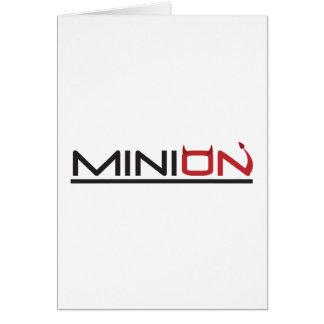 Minion Greeting Cards