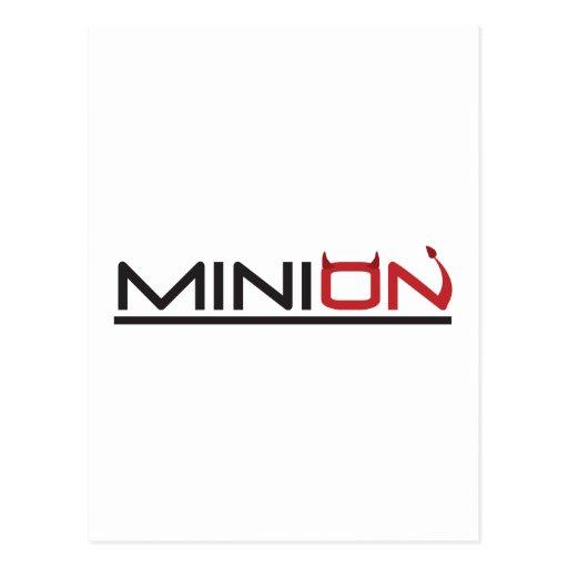 Minion Postcards