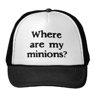 Minions Trucker Hats