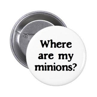 Minions Pin