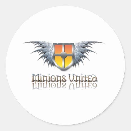 Minions United Sticker