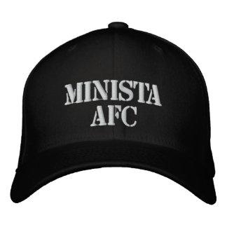 MINISTA AFC EMBROIDERED BASEBALL CAP